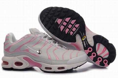 chaussure nike tn requin fille