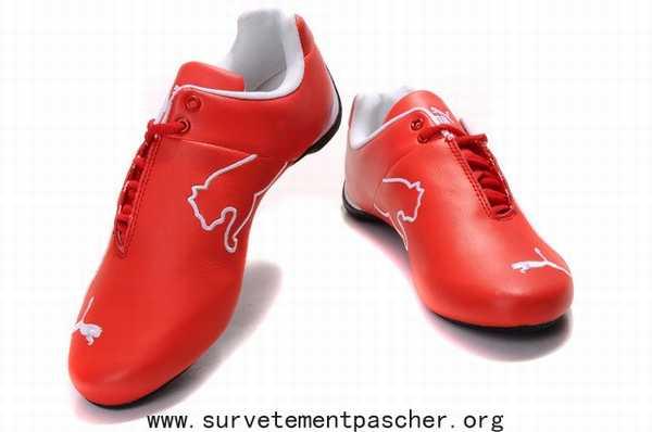 chaussure puma montreal